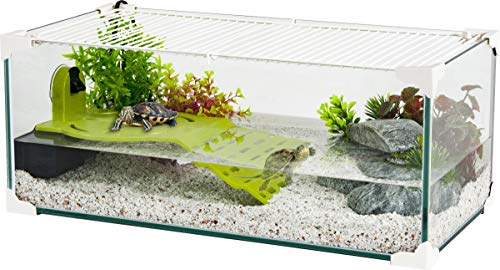 Zolux - Tartaruga Acquario per Tartaruga d'Acqua, 50 cm