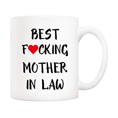 5Aup Mothers Day Christmas Gifts Funny Mother-in-law Coffee Mug from...