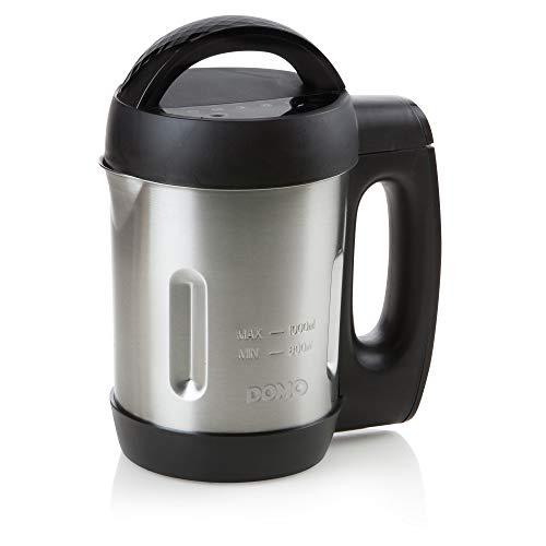 Vollautomatischer Suppenkocher -Soup Maker kocht, mixt und erwärmt ganz von allein in nur 20 Minuten, 1 Liter, 6 Programme