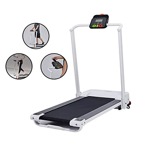 Amazing Deal LC_Kwn Indoor Walking Machine Folding Mini Weight Loss Machine Small Non-Flat Treadmill...