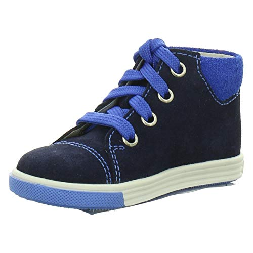 RICHTER GMBH FERDINAND Weite: M, Chaussures Premiers Pas pour bébé (garçon) - - Atlantic/Lagoon,