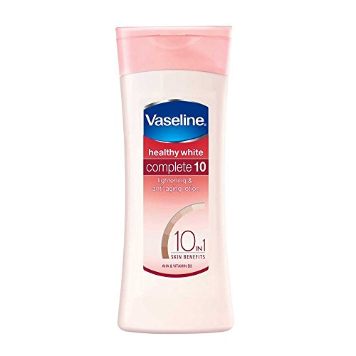 Vaseline Healthy White Complete 10 Lightening Body Lotion, 200ml - Styledivahub