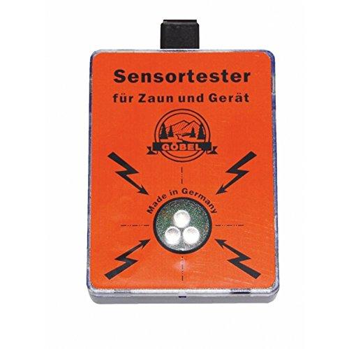 Göbel Weidezaun Zubehör Zaunprüfer Sensortester für Zaun und Weidezaungerät