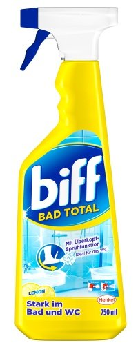 Biff Bad-Reiniger Total, 2er Pack (2 x 750 ml)