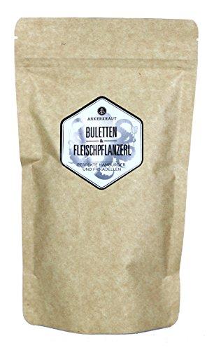Buletten & Fleischpflanzerl (Frikadellen) Gewürz, 250 Gramm