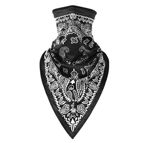 Écran solaire bandanas foulard masque masque extérieur serre-tête serre-tête serre-tête-A27