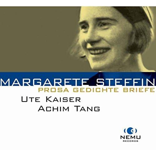 Margarete Steffin feat. Achim Tang