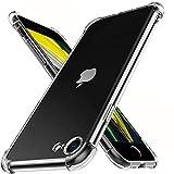 YUSSHENG Fundas iPhone 8,Funda iPhone 7,Carcasa Protectora Antigolpes Transparente con Parachoques...