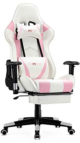 Picmax Pink Gaming Chair