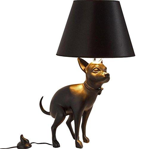 MFFACAI Moderna Lampada da Tavolo in Vetro in Fibra di Vetro Lampada da Comodino Design Creativo Arte Lampada da Tavolo Paralume in Tessuto Regolabile per Bel Regalo Decorazioni per Ufficio a casa