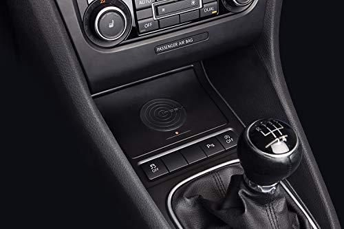 Ablagefach inbay® für Volkswagen - Qi Standard