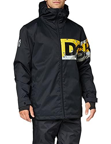 DC Shoes DCSHJ Propaganda - Giacca Da Snowboard Da Uomo Giacca Da Snowboard, Uomo, black, L
