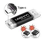 LEIZHAN Chiavetta USB Tipo C 32GB,Flash Drive USB...