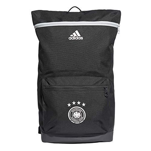 adidas Herren DFB Rucksack, Carbon/White, NS