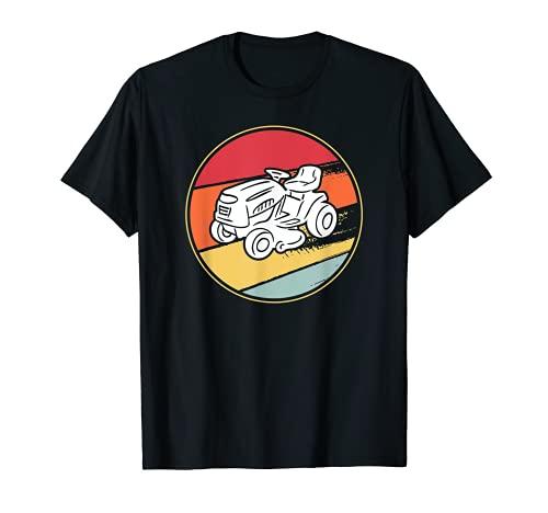 Cortacésped retro Camiseta