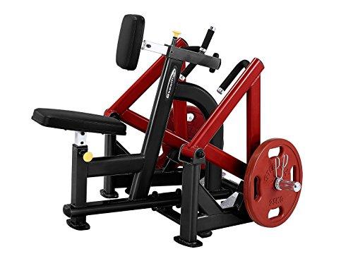 Steelflex PLSR Plate-Load-Serie Isolateral Rudermaschine Rückentrainer