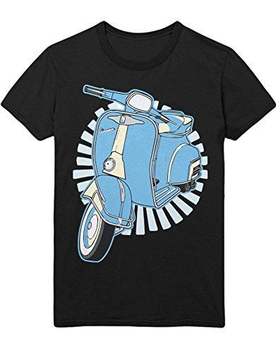T-Shirt Scooter Love H123341 Schwarz M