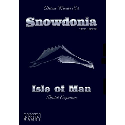 NSKN Games - Snowdonia: Isle of Man Expansion