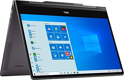Dell Inspiron 13.3' 7000 2-in-1 4K UHD Touchscreen Laptop, i7-10510U, RGB Backlit Keyboard, Fingerprint Reader, Thunderbolt 3, HDMI, USB-C, WiFi-6, Windows 10 , 16GB RAM, 512GB PCIe SSD (Renewed)