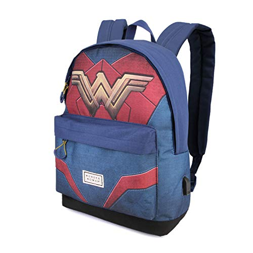 Wonder Woman Emblem-Mochila HS