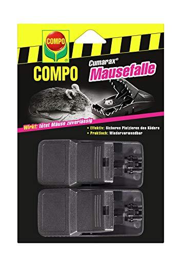 COMPO Cumarax Mausefalle, Wiederverwendbar