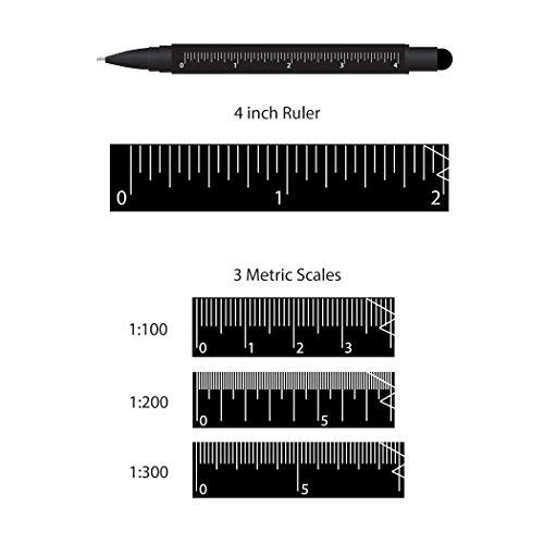 Monteverde USA One Touch Tool Pen, Inkball Pen, Black (MV35220) Photo #2