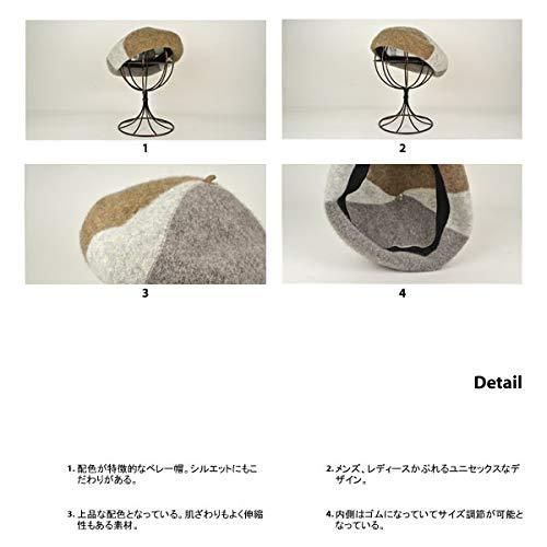 [ライオン堂]ブーメランベレー(帽子)55cm~58cm推奨ピンク