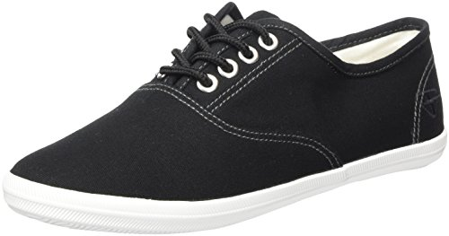 Tamaris 1-1-23609-20 001, Lage Top Sneakers Dames 36 EU