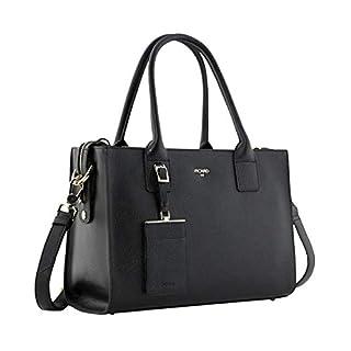 Picard Shopper Miranda Handtasche aus Leder, Schwarz