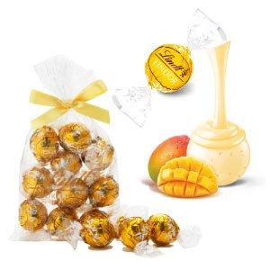 リンツ (Lindt) チョコレートリンドール10個入り (マンゴー&クリーム)