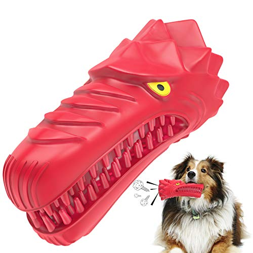 (60% OFF Coupon) Dog Toy for Aggressive Chewers $7.20