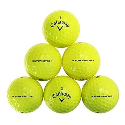 Yellow Premium Golf Ball
