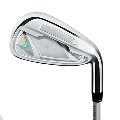 XMSIA Golf Club Einzelgolf Club Golfausrüstung Edelstahl Rechte Hand Golf Keile Rechtshänder für Männer (Color : Silver, Size : One Size)