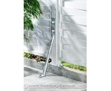 Windschutz Sturmanker Kyrill von Bambus-Discount - Sichtschutz, Sichtschutz Elemente, Sichtschutzwand, Windschutz