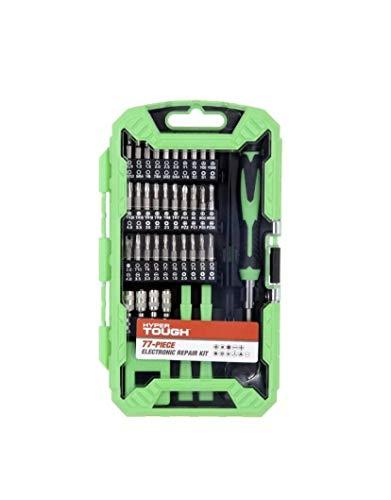 Hyper Tough 77-Piece Electronic Repair Kit