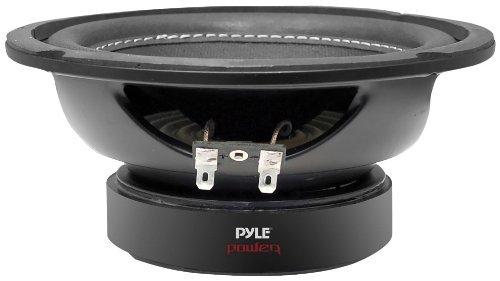 Pyle PLPW6D Auto-Audio/Bass/Lautsprecher/Subwoofer, 15,25 cm,600W, Dual 4Ohm
