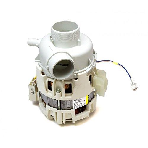 daniplus Umwälzpumpe, Motor Pumpe passend für AEG Electrolux Spülmaschine Geschirrspüler - Nr.: 1113196008