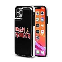 IRON MAIDEN iPhone 11/iPhone 11 Pro/iPhone 11 Pro Max 適用 ケース カード収納 スタンド機能 財布型 スマホケース 耐衝撃 全面保護カバー
