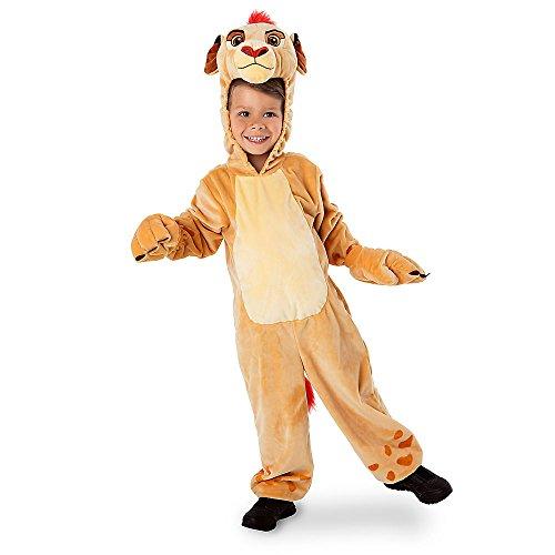 Disfraz de Kion de Disney para niños talla 3