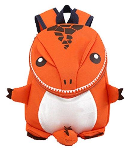 5 ALL Kinderrucksack M?dchen Jungen Kindertaschen L?ssig Kindergartenrucksack Kinder Rucksack Niedlich Kleiner Dinosaurier Karikatur Gemütlich Kinder Tasche