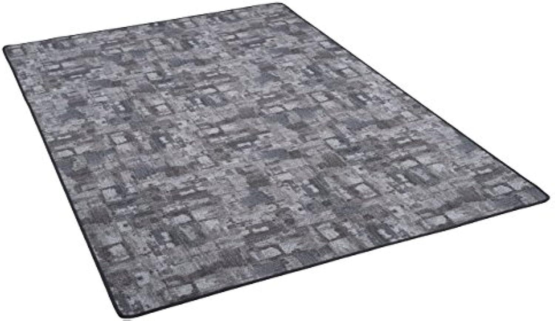 Snapstyle Designerteppich Grau Trend in 24 Gren