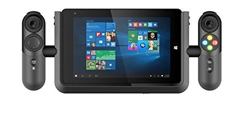 Kazam Vision 8-Tablet touch da 8 '(20,32 cm), 32 GB, Windows 10, 1 porta USB 2,0; 1 presa Jack, colore: nero