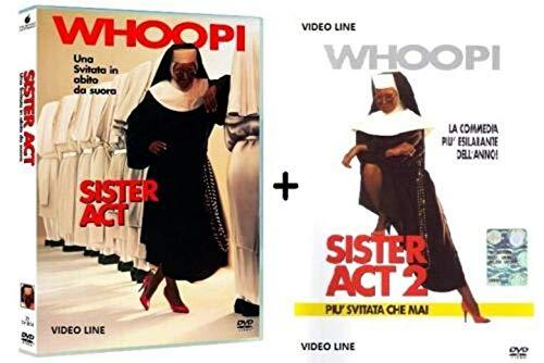 Sister Act 1-2 (2 Film DVD) Edizione Italiana