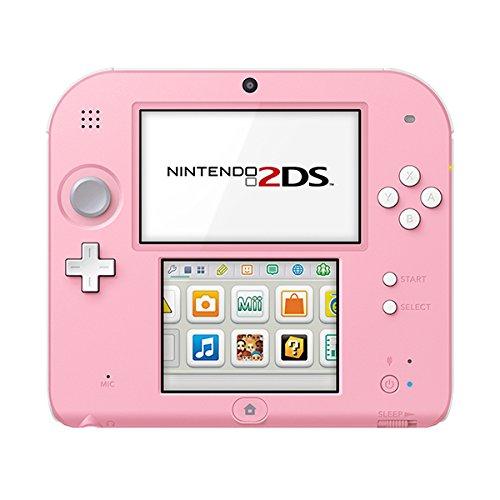 Nintendo 2Ds - Konsole (White + Pink) [Importación Alemana]