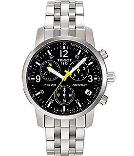 Tissot T17158652 Gents Watch PRC200 Chronograph Quartz (B000L3CHC0)   Amazon price tracker / tracking, Amazon price history charts, Amazon price watches, Amazon price drop alerts