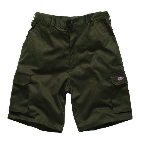 Dickies® Redhawk Shorts Cargo-Short Kurze Hose (48, Oliv)