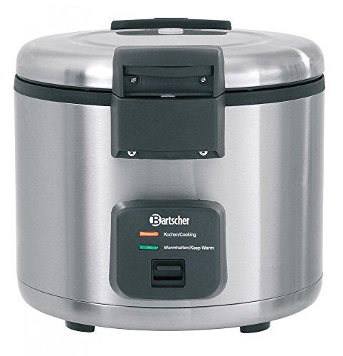 CAGO Bartscher A150513 Reiskocher 8 Liter
