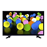 Smart TV 32 Pulgadas, Full HD LED TV, 4K Ultra HD (UHD), IPS Hard Screen Ángulo de visión de 178 °, WiFi, Ahorro de energía, Android, Negro