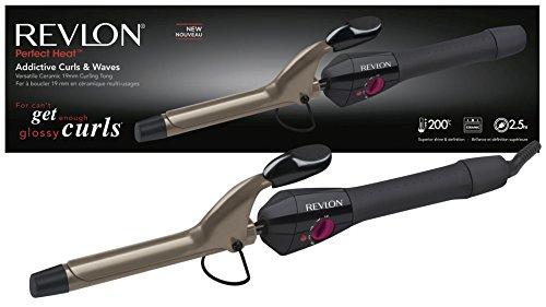 Revlon Pro RVIR1409E Addictive Curls und Waves - Elektrischer Lockenstab