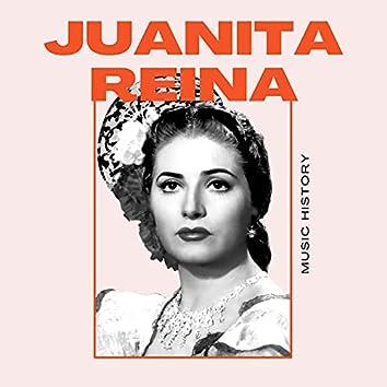 Juanita Reina - Music History